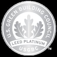 LEED Platinum Recognition