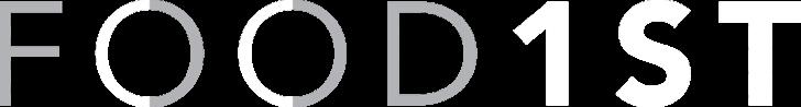 Food1st Logo